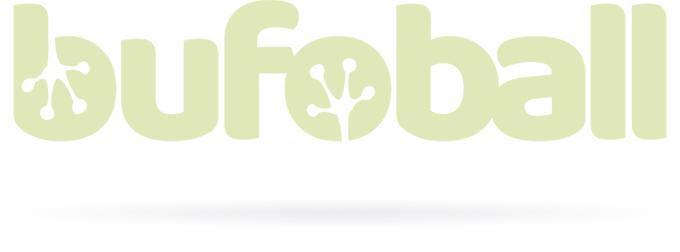 Bufoball's Company logo